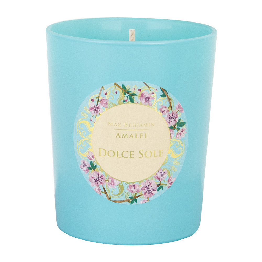 Max Benjamin - Amalfi Scented Candle - 190g - Dolce Sole