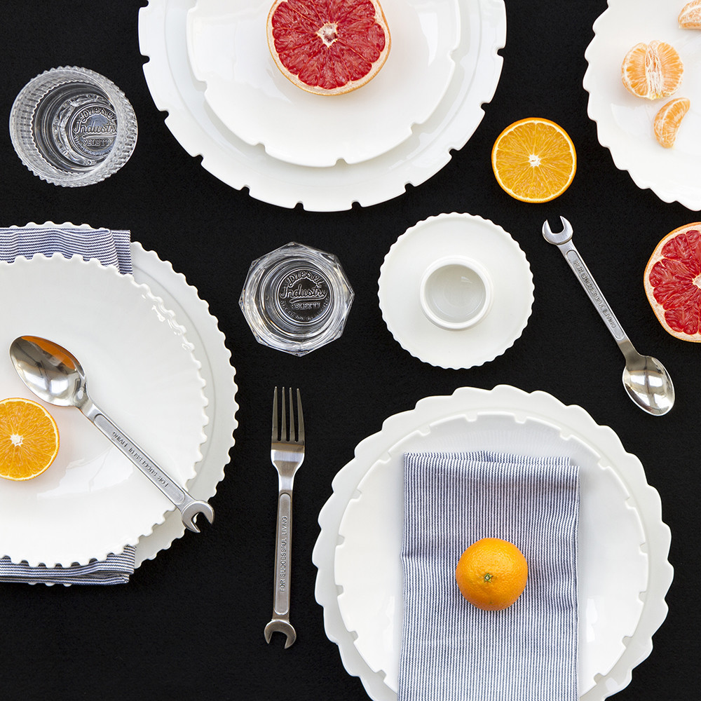 & Buy Diesel Living with Seletti Machine Collection Dinner Plate   Amara