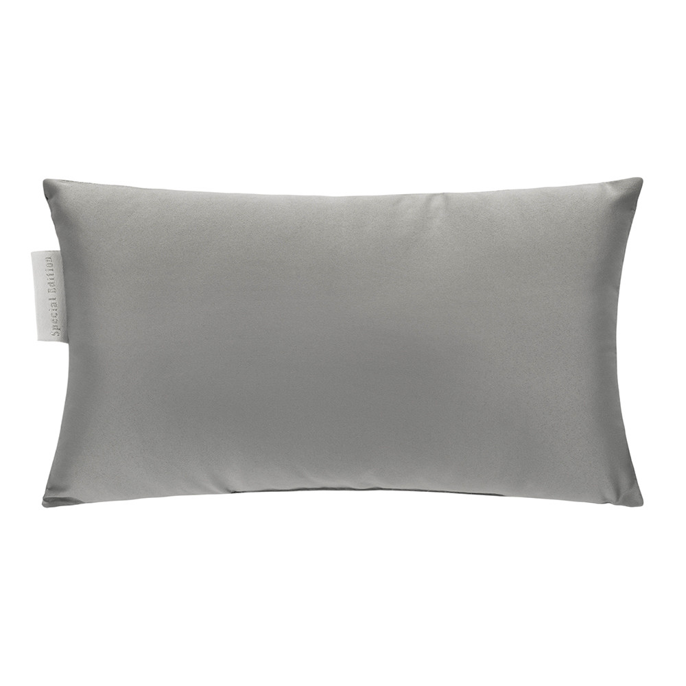 Silver Decorative Bed Pillows : Buy Kylie Minogue at Home Square Diamond Bed Pillow - 18x32cm - Silver Amara