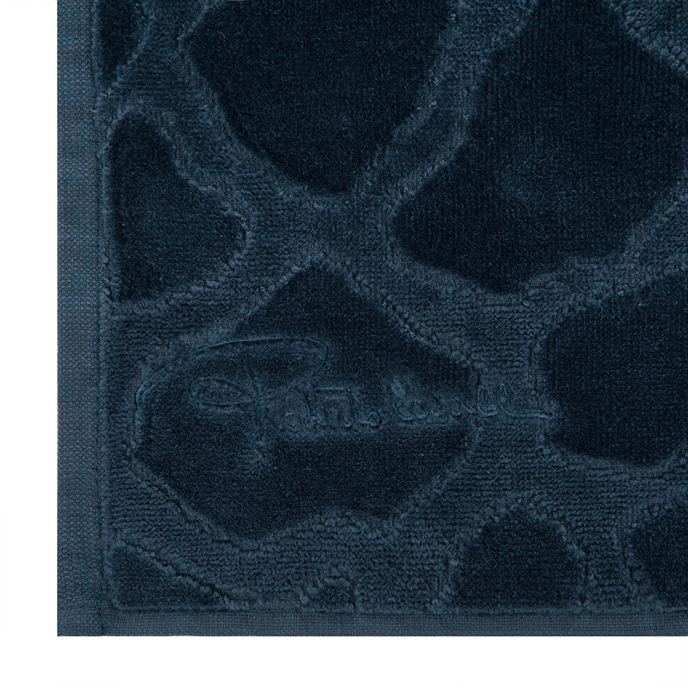 Roberto Cavalli - Jerapah Towel - Blue - Bath Sheet