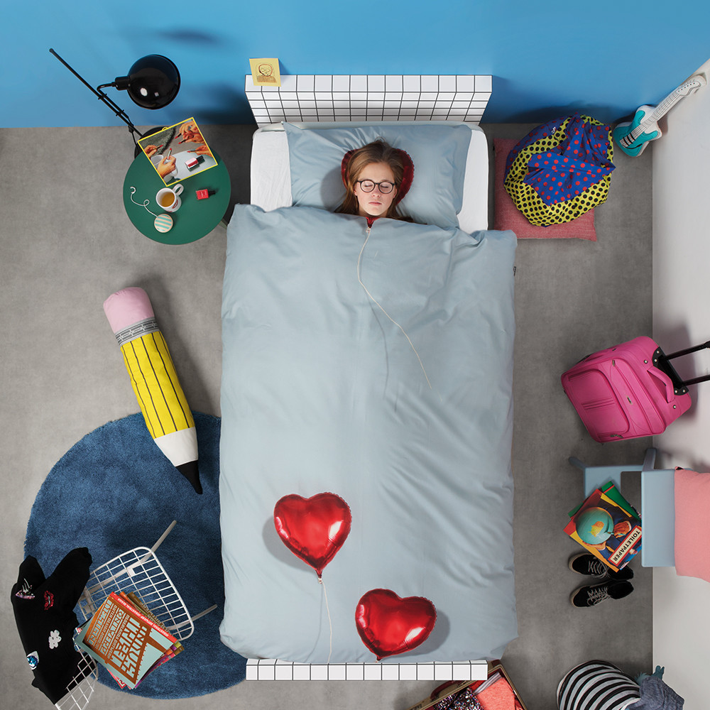 Snurk - Airhead Duvet Set - Single