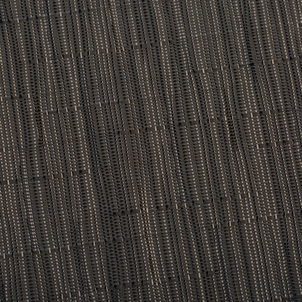 Chilewich - Bamboo Round Placemat - Grey Flannel
