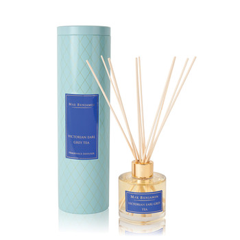 Tea Reed Diffuser - Victorian Earl Grey - 100ml