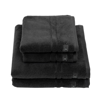 Serviette Terry Premium - Anthracite