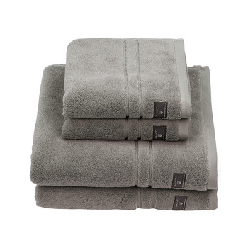 Premium Terry Towel - Sheep Grey