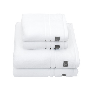 Premium Terry Towel - White
