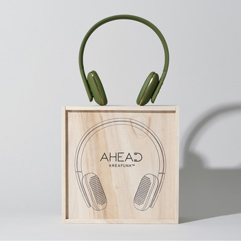 aHead Headphones - Army