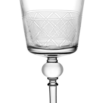 Jardin d'Eden Red Wine Glass