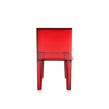 Ghost Buster Commode - Small - Red