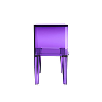 Ghost Buster Commode - Small - Violet