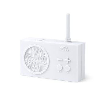 Tykho 2 Radio - White