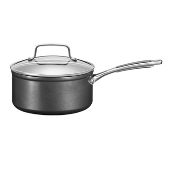 Hard Anodized Saucepan