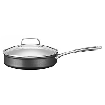 Hard Anodized Saucepan with Handle