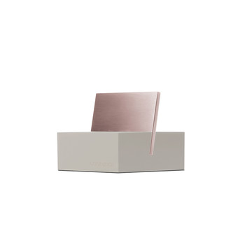 iPhone Charging Dock - Stone/Rose Gold