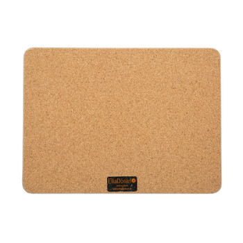 Wood Grain Placemat - Grey