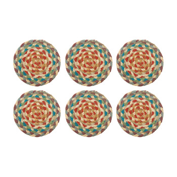 Coasters Set of 6 - Carnival