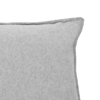 Soft Wool Bed Pillow - 30x50cm - Cloud