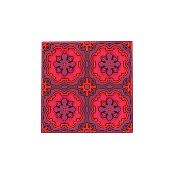 Set of 6 Coasters - Sejjadeh Ruby
