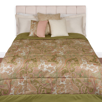 Dominica Quilted Bedcover - 500
