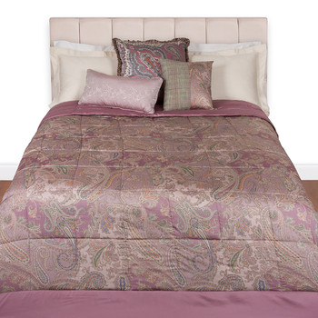 Dominica Quilted Bedcover - 650