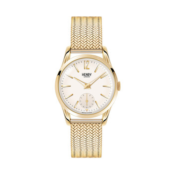 Westminster Mesh Strap Watch with Seconds Dial