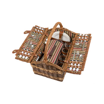 Montmartre Picnic Basket - 4 Person