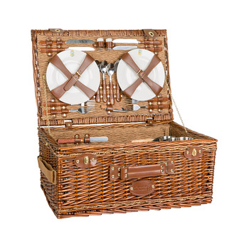 Palais Royal Picnic Basket - 4 Person