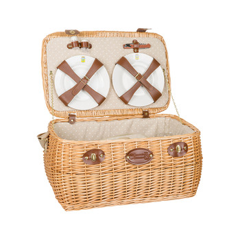 Trocadero Picnic Basket - 4 Person