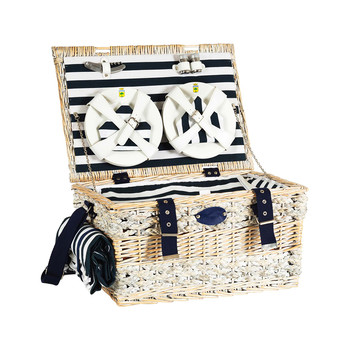 Marine Picnic Basket - 6 Person