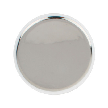 Dauville Tidbit Plates - Set of 4 - Platinum