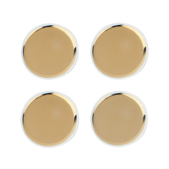 Dauville Coasters - Set of 4 - Gold