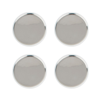 Dauville Coasters - Set of 4 - Platinum