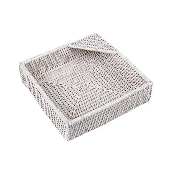 Napkin Holder - White