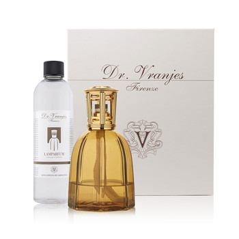 Amber Lamparfum with Refill - Fuoco