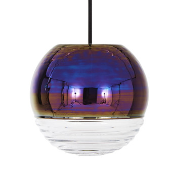 Flask Oil Pendant Light - Ball