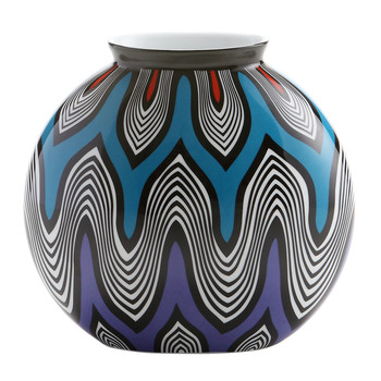 Sunset Bolla Vase
