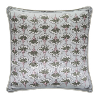 Oasi Silk Bed Pillow - 60x60cm - Gray