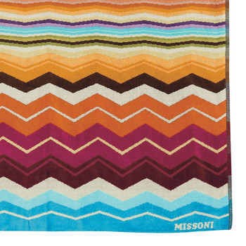 Hugo Beach Towel - Bright Multicoloured