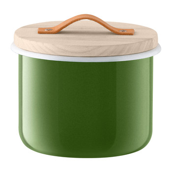 Utility Container & Ash Lid - Sage Green