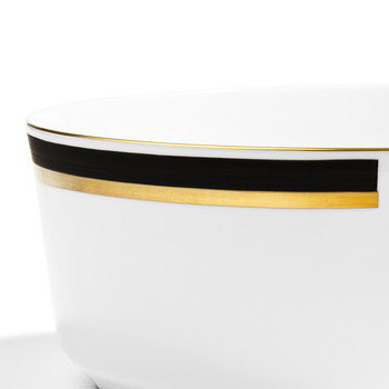 Arc Serving Bowl