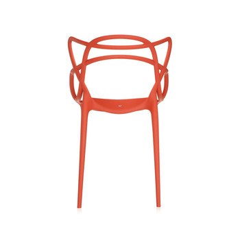 Masters Chair - Rusty Orange