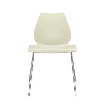 Maui Chair - Milky Yellow