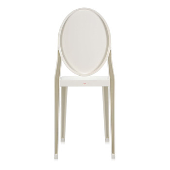 Victoria Ghost Chair - Off White