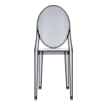 Victoria Ghost Chair - Smoke Grey