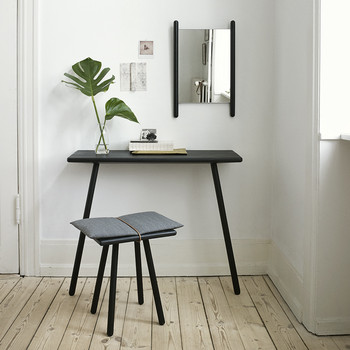 Georg Console Table - Black