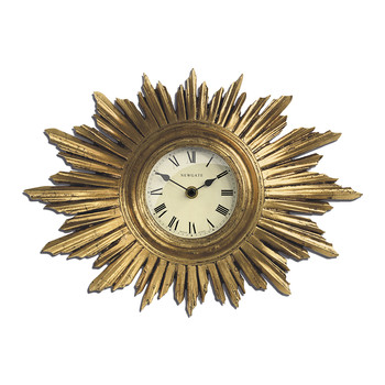 The Sunburst Clock