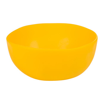 Wide Serving Bowl - Sunshine Yellow