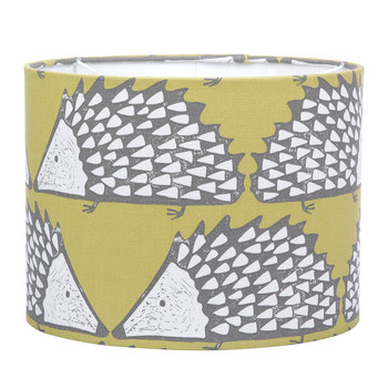 Spike The Hedgehog Honey Lamp Shade - Ceiling