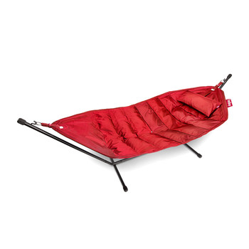 Headdemock Freestanding Hammock - Red