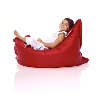 Junior Bean Bag - Red